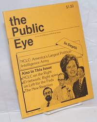 The public eye, vol. 1, no. 1. Fall, 1977