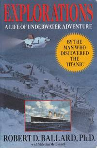 image of Explorations A Life of Underwater Adventure