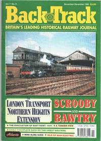 Back Track Vol.7 No.6 November-December 1993