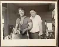image of Original Gerard Malanga Photograph of Charles Bukowski