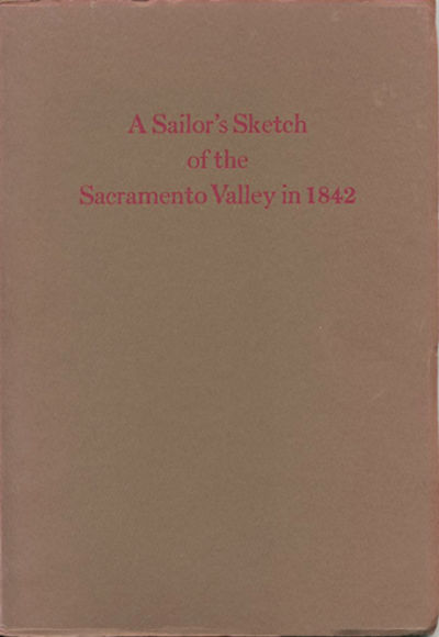 Berkeley: Friends of the Bancroft Library, Univ. of California, 1971. First edition. Paper wrappers....