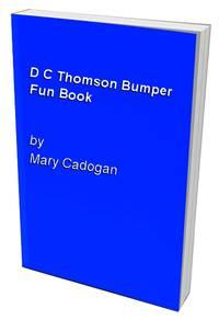 D C Thomson Bumper Fun Book