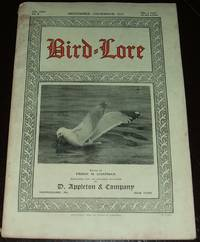 image of Bird-Lore Magazine with Color Frontis