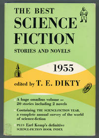 THE BEST SCIENCE-FICTION STORIES AND NOVELS: 1955