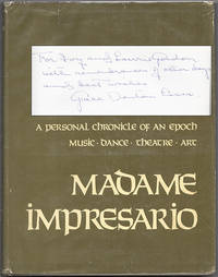 MADAME IMPRESARIO: A Personal Account of an Epoch