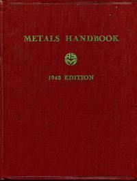 image of Metals Handbook 1948 Edition