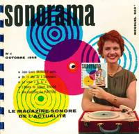 Sonorama. Le Magazine Sonore de l'Actualité. No. 1 (October 1958) through No. 42 (July/August 1962) (all published)