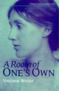 image of A Room of One's Own (Cambridge Literature)