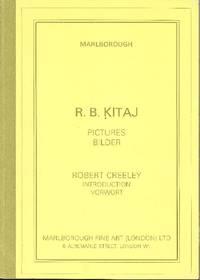 R.B. Kitaj. Pictures Bilder