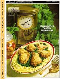 McCall's Cooking School Recipe Card: Chicken, Poultry 25 - Chicken Thighs  Parmigiana...