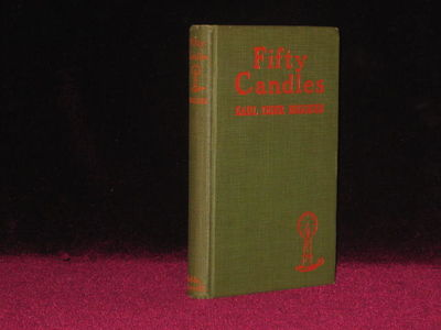Indianapolis (1926): The Bobbs-Merrill Company. First Edition. Fine/No Dust Jacket. 12mo, 159 pages;...