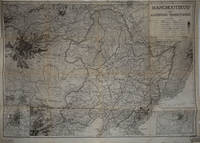 'Manchoutikuo and Adjoining Territories'.  Captured Japanese Military Map