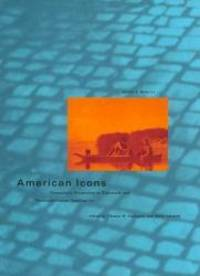 American Icons: Transatlantic Perspectives on Eighteenth- and Nineteenth-Century American Art...