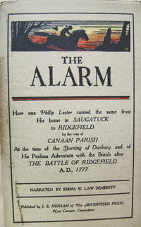 The Alarm:  A Narrative of the British Invasion of Connecticut 1777