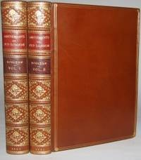 The Amusements of Old London (Two Volumes) With Twleve Illustrations from Contemporary Sources, All Coloured by Hand