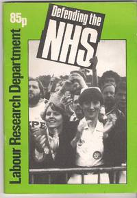 image of Defending the NHS