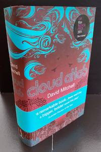 Cloud Atlas : Doodled, Located and Signed By The Author In The Year Of Publication : With The Publisher's Promotional Wraparound Band