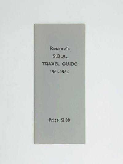 Essex Junction, Vermont: The Roscoe Printing House, 1961. Wraps. Near fine. A specialty travel broch...