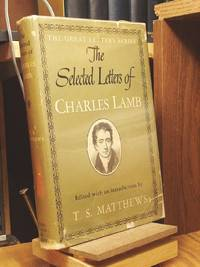 The Selected Letters of Charles Lamb