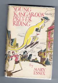 Young Kangaroos Prefer Riding