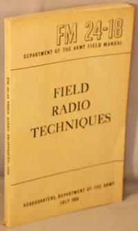 image of Field Radio Techniques.