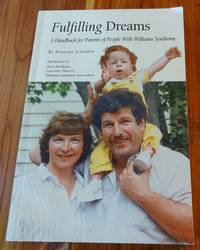 image of Fulfilling Dreams: A Handbook for Parents of People with Williams Syndrome