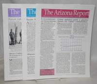The Arizona Report: Mexican American studies & research center; [four issue run]
