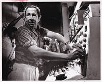 image of Original photograph of Robert Rauschenberg, 1979