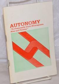 image of Autonomy:
