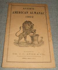 image of Ayer's American Almanac for 1902