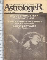 """Bruce Springsteen: The Boss is a Libra!"""