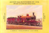 The J. Quanjer Collection covering 160 years of world-wide railway history.