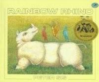 image of Rainbow Rhino (Dragonfly Books)