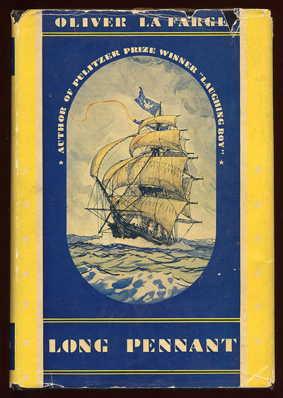 Boston / NY: Houghton Mifflin Company, 1933. Hardcover. Fine/Very Good. First edition. Small owner l...