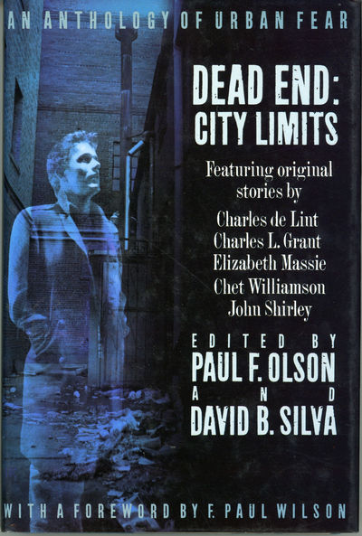 New York: St. Martin's Press, 1991. Octavo, boards. First edition. Original anthology collecting sev...