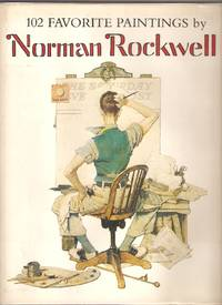 102 Favorite Paintings by  Norman Rockwell - Illustrated Edition 1st Printing - 1978 - from Lost Pages & Forgotten Words (SKU: 000743)