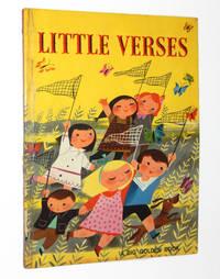 The Golden Book of Little Verses, A Big Golden Book