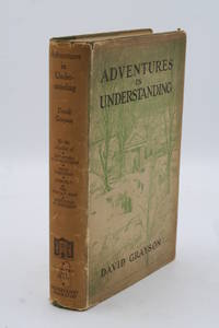 image of Adventures in Understanding.