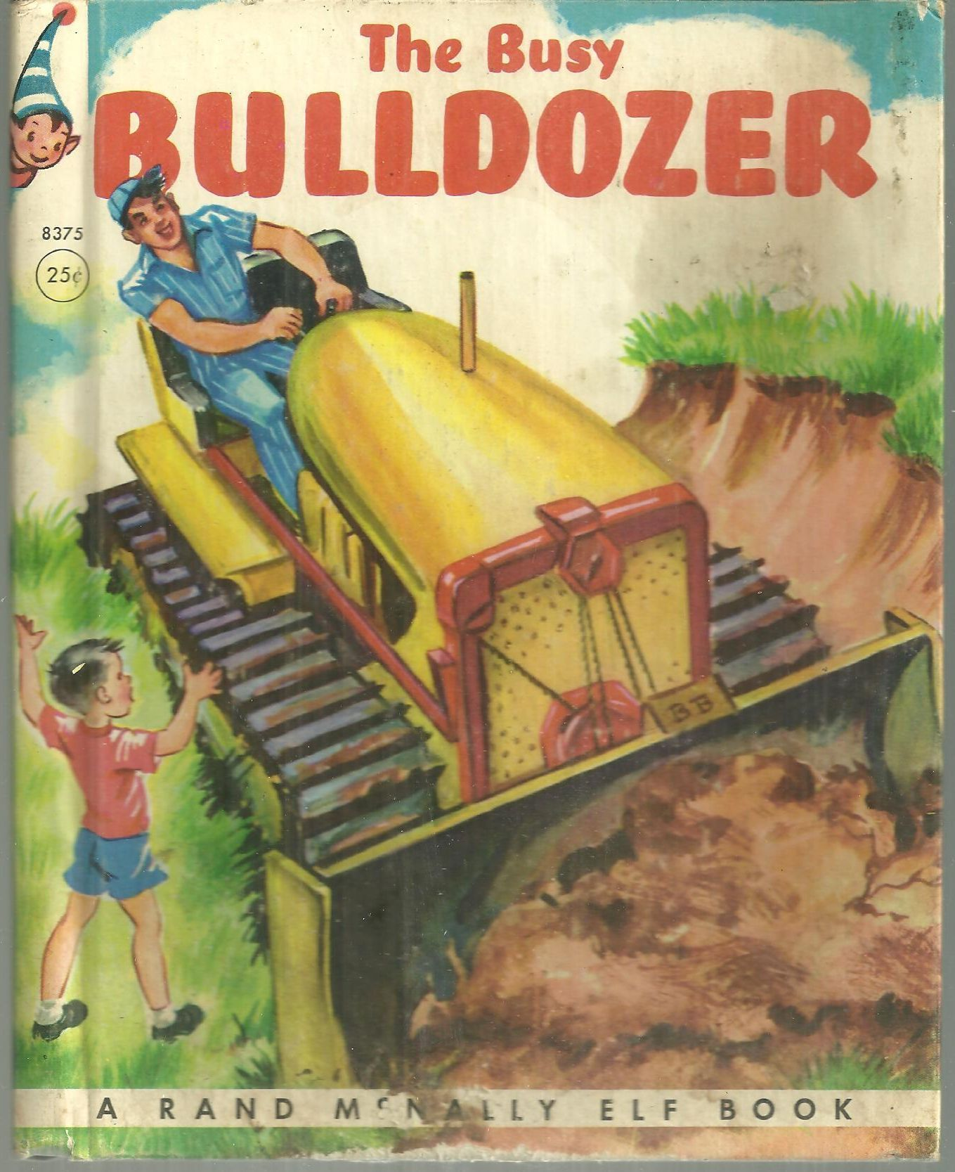 BUSY BULLDOZER, Browning, James