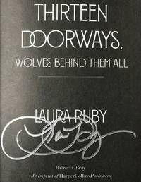 THIRTEEN DOORWAYS, WOLVES BEHIND THEM ALL (SIGNED)