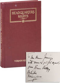 Headquarters Nights: A Record of Conversations and Experiences at the Headquarters of the German Army in France and Belgium