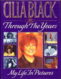 Cilla Black Through The Years My Life In Pictures 30th Anniversary