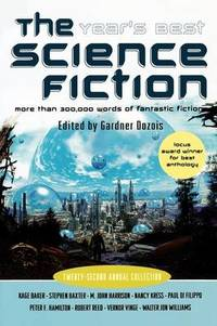 image of The Year's Best Science Fiction: Twenty-Second Annual Collection