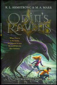 image of Odin's Ravens (The Blackwell Pages, Book 2)