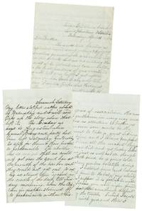 12-Page Account of a Trip to Florida, 1886 written by a Female School Teacher