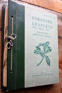 FORESTRY LEAFLETS - Forestry Commission Forest Record No.s 1, 5, 6, 7, 8, 9, 10, 11, 14, 15, 24, 28, 30, 31, 32, 33, 36, 37, 40.