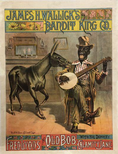 James H. Wallick's Bandit King Co. -...