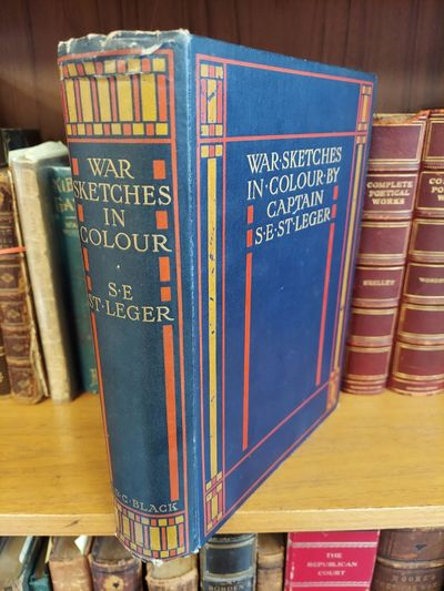 London: Adam and Charles Black, 1903. Hardcover. Octavo; 274 pages; G; Bound in blue cloth with gilt...