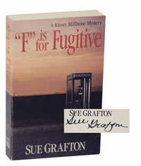 F is for Fugitive (Signed Advance Reading Copy)