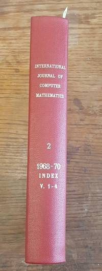 International Journal of Computer Mathematics Volume 2